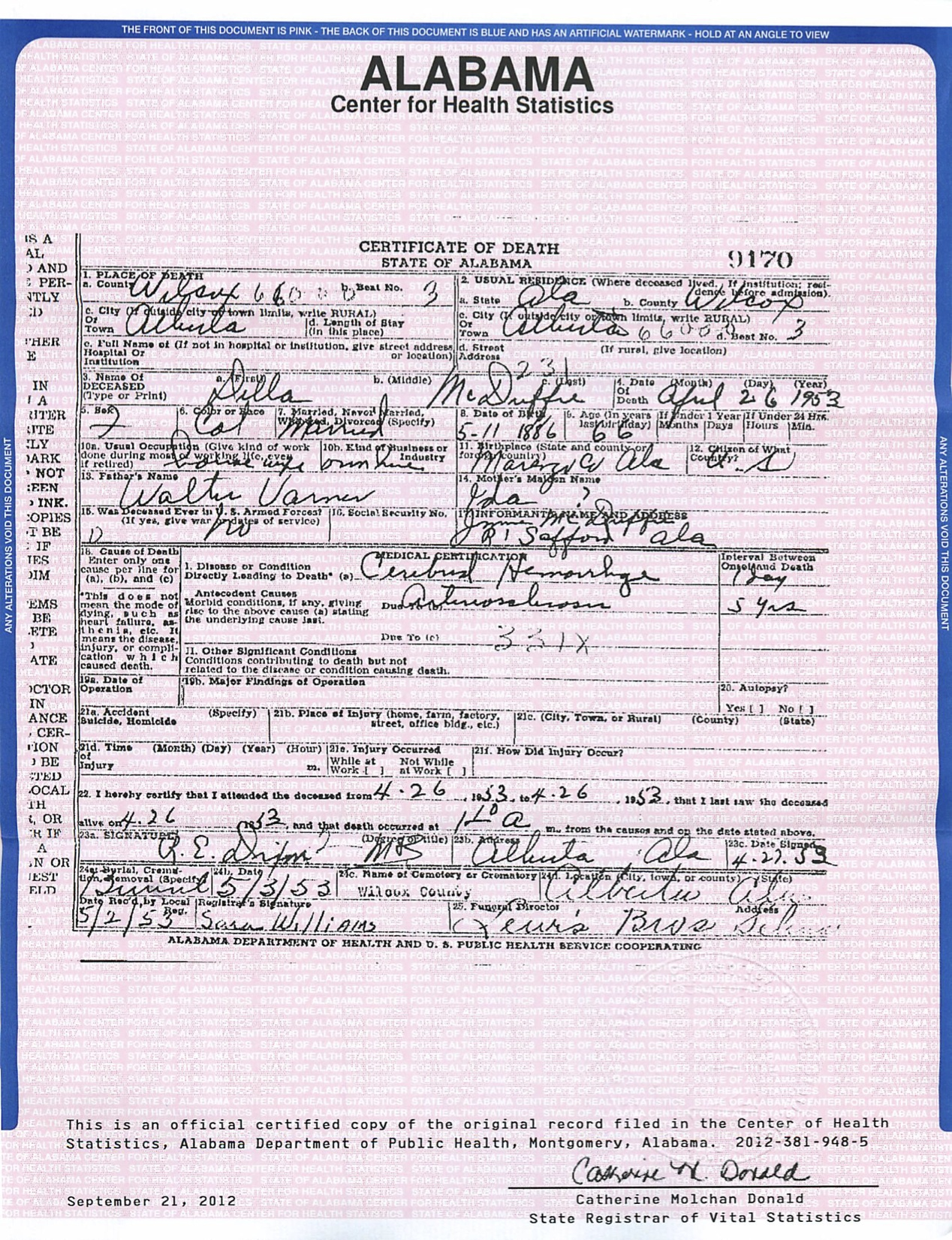 New collection of copy of death certificate business cards and nulawmaps from copy of death certificate image source mapslawlab xflitez Gallery